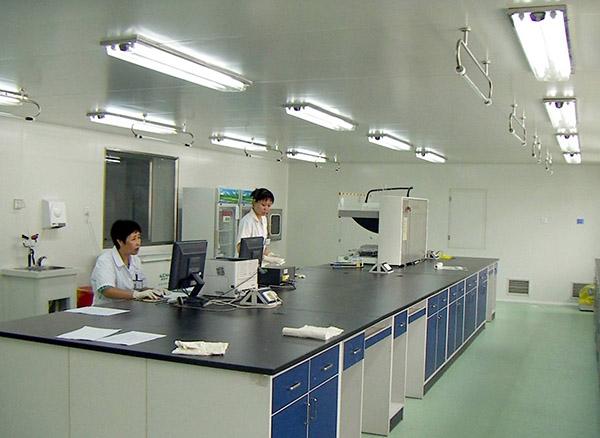 实验室净化装修