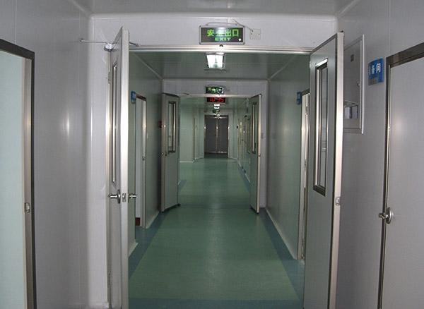 实验室走廊净化装修