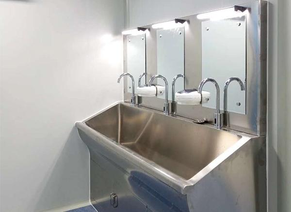 泰安市岱岳区妇幼保健院净化装修