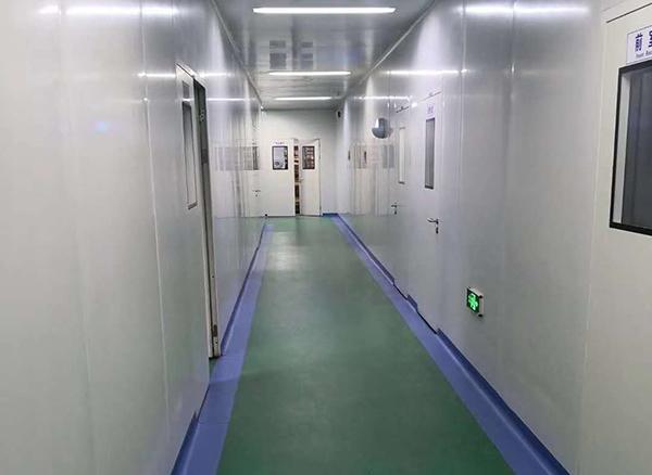 泰安市第一人民医院PCR实验室装修