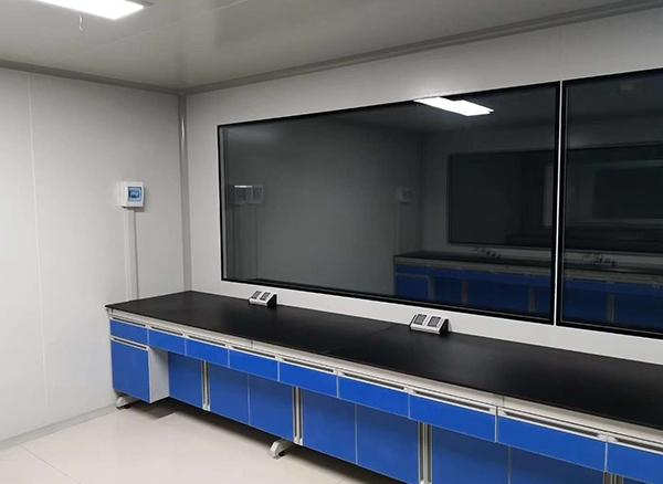 实验室实验台净化