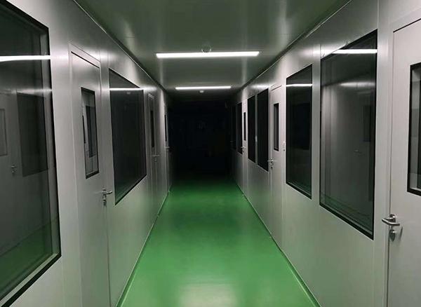山东邹城市人民医院PCR实验室装修