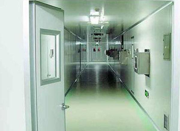 宁夏专业学校洁净实验室装修工程