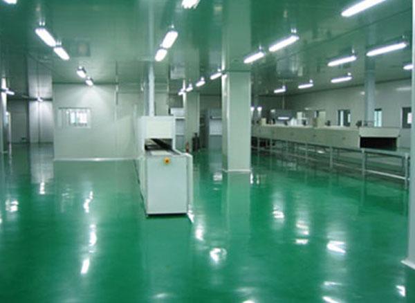 GMP洁净厂房