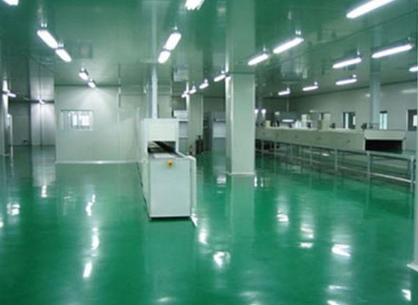 GMP洁净厂房装修