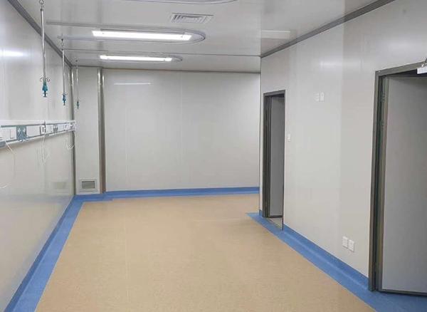 新冠病毒实验室装修厂家